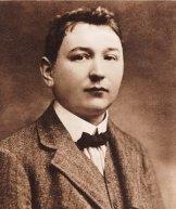 Ярослав Гашек - выпускник коммерческого училища. 1902