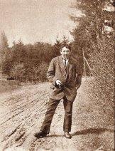 Гашек в 1921 году.